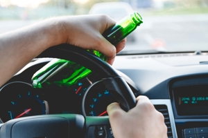 Alcohol in car - DUI Defense in Alabama